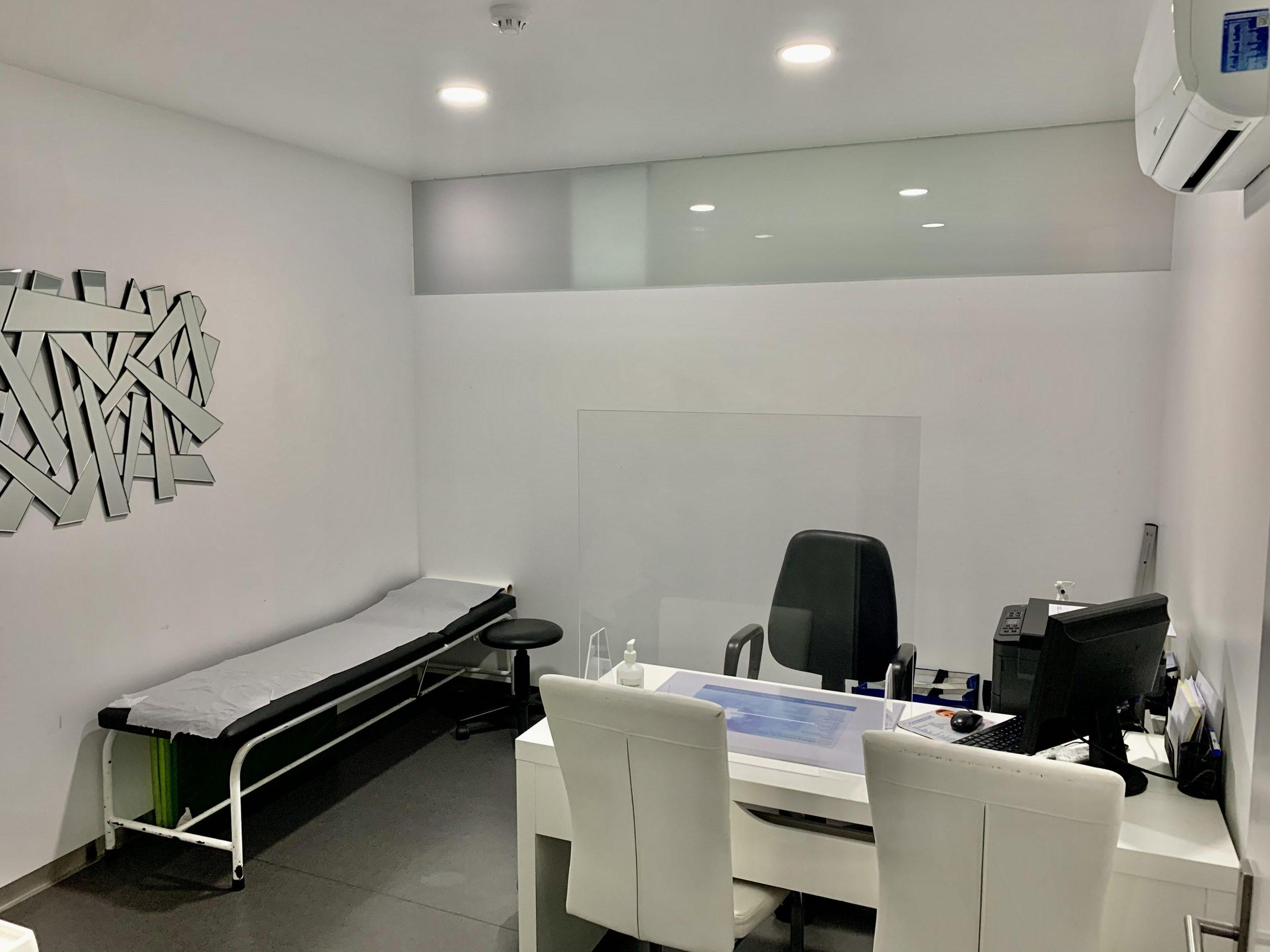 Consultório médico 1